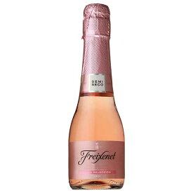 フレシネ セミセコ ロゼ ベビー [瓶] 200ml [サントリー/スペイン/スパークリングワイン/YFSSBQ]