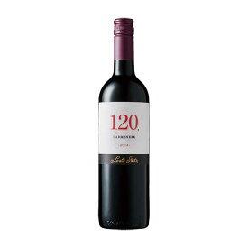 サンタ リタ 120 (シェント ベインテ) カルメネール 750ml[サッポロ/チリ/マイポ ヴァレー/赤ワイン/LA83]