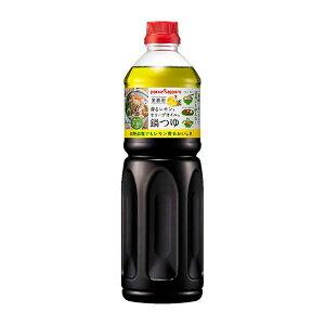 ポッカサッポロ 香るレモンとオリーブオイルの鍋つゆ 業務用 [PET] 1100g x 8本[ケース販売] 送料無料(本州のみ) [2ケースまで同梱可能][ポッカサッポロ 飲料 日本 JH68]