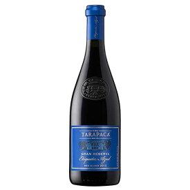 タラパカ グランレゼルバ ブルーラベル 750ml 送料無料(本州のみ) [LJ 赤ワイン チリ 16821]