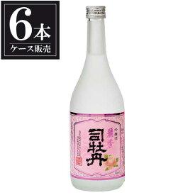 司牡丹 吟醸 麗香 720ml x 6本 [ケース販売] [司牡丹酒造/高知県 ]