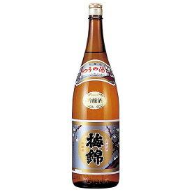 梅錦 吟醸 つうの酒 1.8L 1800ml [梅錦山川/愛媛県]