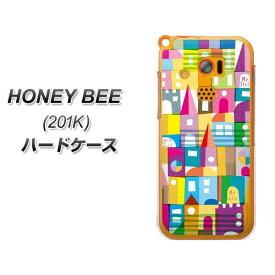 ed2bad43ed HONEY BEE 201K ケース / カバー【UB943 ジャニーストリート 素材クリア】 UV印刷 (