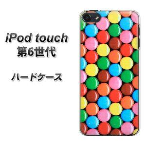 iPod touch 6 第6世代 ハードケース / カバー【448 マーブルチョコ 素材クリア】 UV印刷 ★高解像度版(iPod touch6/IPODTOUCH6/スマホケース)