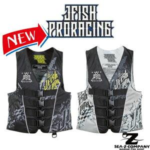 【JFISH】【2020新作】J-FISH PRO LIFE VEST ジェイフィッシュ ライフジャケット JLV402