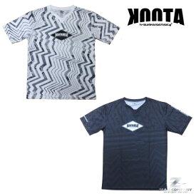 【送料無料】【2019新作】【QUAKYSENSE】【KOOTA】KOOTA BEAT COOL SHIRTS SHORT クエイキーセンス クータ クールシャツ 半袖 BCS519
