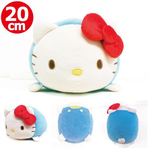 ハローキティ TSUMIKKOマスコット 20cm キャラクター[D-110]【SANRIOZONE SANRIO/サンリオ】ぬいぐるみ かわいい Hello Kitty