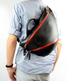 ワン ショルダーバッグ メンズ TRIANGLE LARGE new model メンズ SEAL シール ブランド バッグ ショルダーバッグ 防水 耐水 廃タイヤ タイヤチューブ 人気 日本製 黒 プレゼント