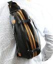 スリングバッグ/SEAL(シール)【バッグ/ボディバッグ/防水・耐水/廃タイヤ/タイヤチューブ/人気/日本製/メンズ/黒】【防水鞄】