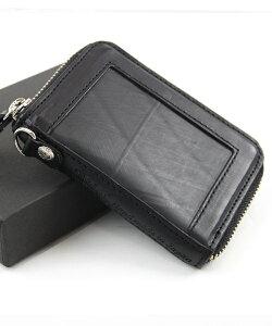 ミニウォレット メンズ SEAL シール 財布 小銭入れ ラウンドファスナー 防水 廃タイヤ タイヤチューブ 人気 日本製 黒 プレゼント