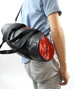 ボストンバッグsports new model/SEAL(シール)【大型/旅行/防水/廃タイヤ/タイヤチューブ/人気/日本製/メンズ/黒】…