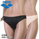 (パケット便送料無料)arena(アリーナ)レディースインナーショーツ(ノーマルタイプ) 【水泳/スイミング/女性】ARN-7095