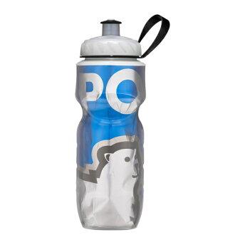 極地瓶絕緣瓶水藍色大熊 20 盎司 (0.59 L) 多溴聯苯-20-產品 0617823211003