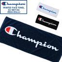 Champion(チャンピオン) フェイス タオル C3-NB710A (バスケット/アクセサリー)(パケット便送料無料)