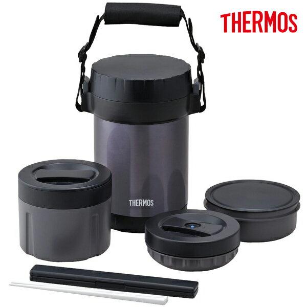 THERMOS(サーモス)ステンレスランチジャー JBG1801 約1.3合 弁当箱 保温 ランチボックス