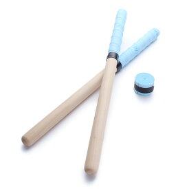 ★反応性抜群のぽんぽこバチ(精度ばち)★[sealche] 太鼓 達人 マイバチ φ20mm-370mm 50グラム/本 グリップテープ1個付 ブルー