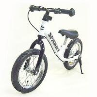《プロテクタープレゼント》バランスバイク【組立・整備済】【4色から選べる】ブレーキ付ゴムタイヤ装備キッズバイクSPARKYバランスバイクトレーニングバイクキックバイク