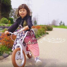 バランスバイク おしゃれ かわいい 【BROWN】 SPARKY ecru【組立・整備済】 ブレーキ ゴムタイヤ キッズバイク スパーキー キックバイク iimo ecruがかわいい これから買うならスパーキー