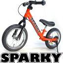 送料無料《プロテクタープレゼント》 ペダルなし自転車【組立・整備済】 ブレーキ付ゴムタイヤ装備 キッズバイク SPAR…