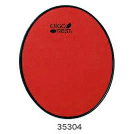 【ERGOREST】エルゴレスト専用マウスパッド Model:35304 レッド