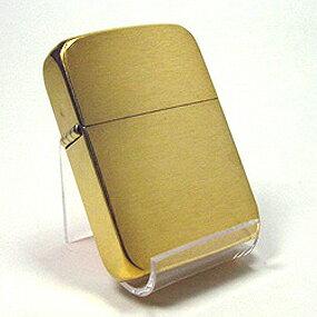 【Zippo】丸みをもったビンテージシルエット 1941 レプリカ(ブラス)Zippo