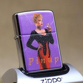 1996年製未使用品Zippo/ジッポーライター ピンナップガール PINUP girls