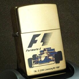 1996年製Zippo F-1 オフィシャルライセンス Zippo/ブラス