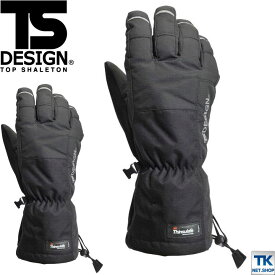 グローブ 手袋 透湿防水グローブ TS DESIGN tw-84915透湿・防水・防寒