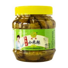 丹丹 酢漬け青唐辛子 小米辣 250g 四川料理 調味料 野山椒【6918149231459】