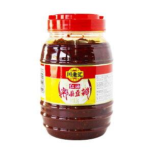 川老匯 ピ県紅油豆板醤 トーバンジャン シェフ特製の豆板醤 1kg【6923807809437】