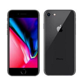 新品●【未使用品】 国内版 SIMフリー (Apple Store版) iPhone 8 64GB スペースグレー Apple整備品 送料無料