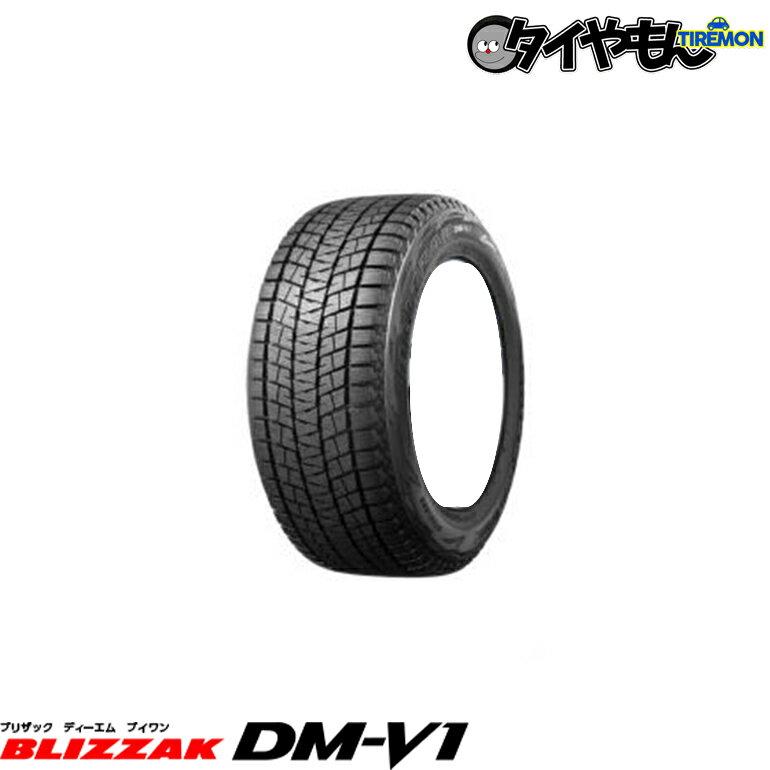 ブリヂストン ブリザック DM-V1 225/55R19 (BRIDISTONE BLIZZAK DMV1) 新品タイヤ 1本価格