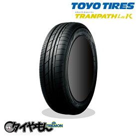 トーヨータイヤ トランパスLUK 165/55R15 新品タイヤ 1本価格 軽自動車向け ハイグレードタイヤ TOYO サマータイヤ 安い 価格 165/55-15 75V