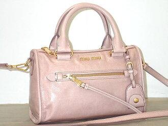 ★ MIU MIU Miu Miu 2way shoulder bag small RL0104
