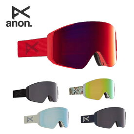 20-21 ANON ゴーグル Sync Asian Fit + ボーナスレンズ 21508101: 正規品/アノン/スノーボード/メンズ/スノボ/snow