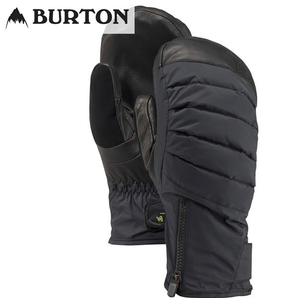 18-19 BURTON グローブ [ak] Oven Mitt 10300103: True Black 正規品/スノーボードウエア/バートン/メンズ/ミット/ミトン/snow/スノボ