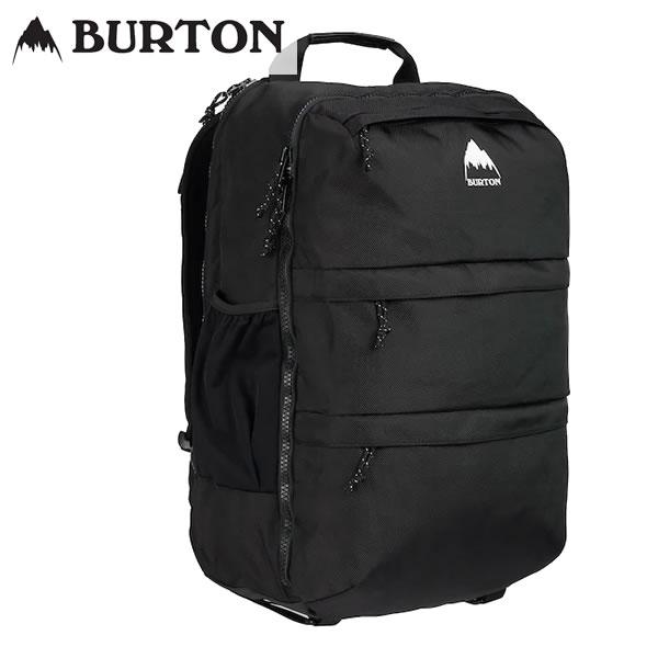 「全品5倍 22日10時迄」18-19 BURTON バックパック Traverse Pack [35L] 12228108: True Black Ballistic 正規品/バートン/メンズ/リュックサック/デイパック/snow/スノボ