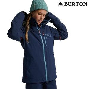 20-21 レディース BURTON ジャケット Women's [ak] GORE-TEX Embark Jacket 10010107: 正規品/スノーボードウエア/バートン/snow