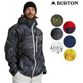 20-21 BURTON ジャケット [ak] Gore-Tex Cyclic Jacket 10002107: 正規品/メンズ/スノーボードウエア/ウェア/バートン/snow