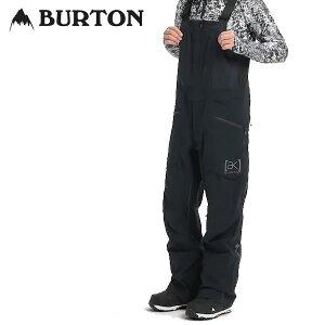 「全品5倍 22日20時〜24時迄!」20-21 BURTON ビブパンツ [ak] Gore-Tex 3L Stretch Freebird Bib Pant 10024106: 正規品/バートン/スノーボードウエア/ウェア/メンズ/snow