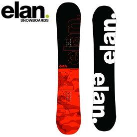 「全品5倍 23日20時〜29日02時迄」17-18 ELAN スノーボード EXPLORE: RED 正規品/メンズ/エラン/板/SNOW/2017/スノボ
