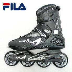 19SS FILA インラインスケート LEGACY COMP 010619120: Blk Grey 国内正規品/メンズ/レディース/フィラ/ローラーブレード/skate