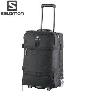 20-21 SALOMON キャリーバッグ CONTAINER CABIN LC1115400: Black 国内正規品/サロモン/トラベル/スキー/スノーボード/コンテナ/l328622/snow