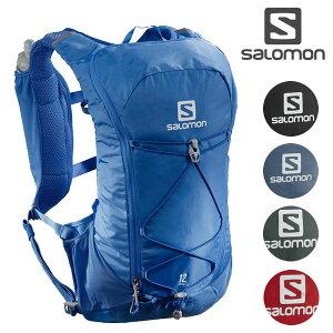 「全品5倍 17日〜20日」20SS SALOMON バックパック AGILE 12 SET: 正規品/バッグ/サロモン/トレイルランニング/outdoor