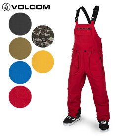 20-21 VOLCOM ビブパンツ RAIN GTX BIB OVERAL Pant g1351902: 正規品/ボルコム/メンズ/スノーボードウエア/ウェア/snow