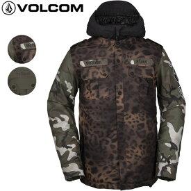 「全品7%OFFクーポン 18日10時迄」19-20 VOLCOM ジャケット CREEDLE2STONE JACKET G0652006: 正規品/ボルコム/メンズ/スノーボードウエア/ウェア/snow