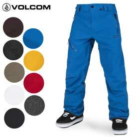 20-21 VOLCOM パンツ L GORE-TEX Pant g1351904: 国内正規品/ボルコム/メンズ/スノーボードウエア/ウェア/スノボ/snow