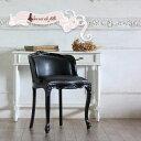 姫系 家具 アンティーク風 家具 アンティーク調 一人掛け 椅子 猫脚 いす チェアー ソファ プリンセス ロマンチック …