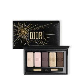 Dior ディオールスパークリング アイ パレットギフトラッピング済 ショップバッグ付2019 クリスマスコフレ