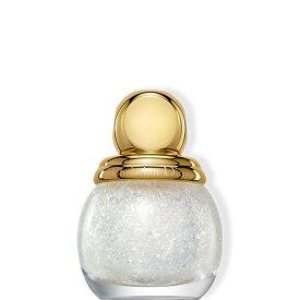 【 Dior 】ディオールディオリフィック グリッタートップ コート001 ゴールデン スノー 限定色